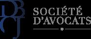 Logo cabinet DBCJ - Société d'Avocats