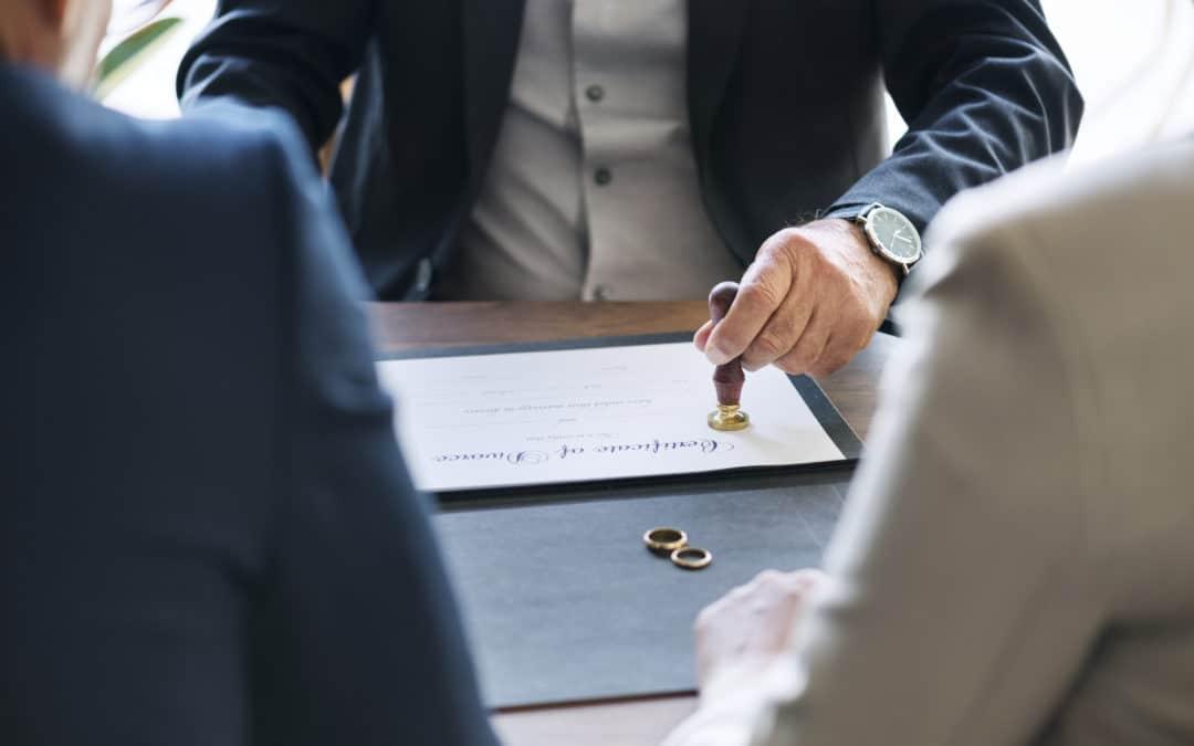 Pôle Privée :  nouveau divorce par consentement mutuel