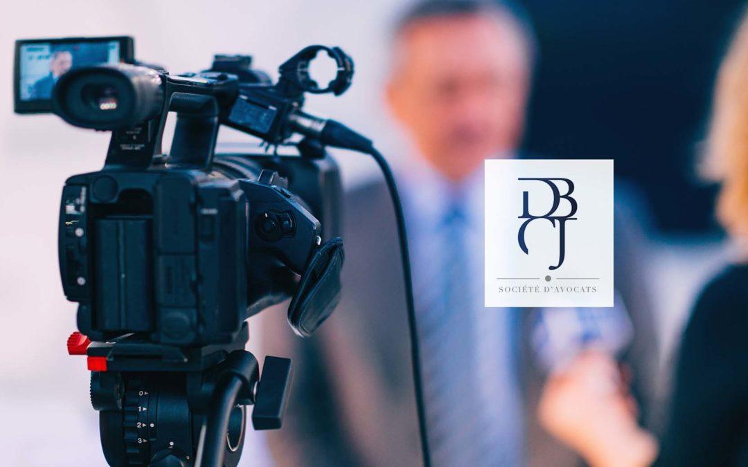 Le Magazine Challenges, présente le cabinet DBCJ Avocats.